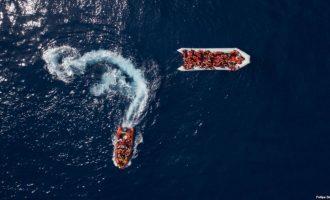 Qindra persona të zhdukur pas përmbytjes së anijes në Tanzani