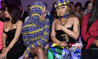 Nicki Minaj përkrah Rita Orës injoron spekulimet për Hamiltonin