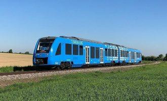 Gjermania vë në përdorim trenin e parë në botë me hidrogjen