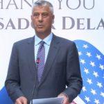 Thaçi në pritjen e ambasadorit Delawie: Kosova do të jetë shtëpia e jote e dytë