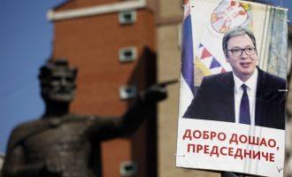 Reagimi i Listës Serbe pasi Vuçiqit iu ndalua vizita në Banjë