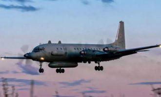 Rrëzimi i avionit, Moska akuzon Izraelin