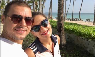 Neki Emra dhe Zana Zhaveli pushojnë në vendin më të bukur në Republikën Domenikane